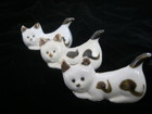 Cats_porcelain