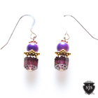 Sparkle_earrings_purple_czech_glow