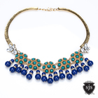 Vintage_gold_blue_statement_collar