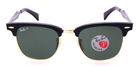 Ray-ban-rb-3507-136-n5-clubmaster-aluminum-original