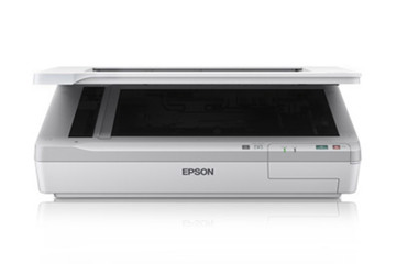Epson_workforce_ds-50000_flatbed_scanner_front_open
